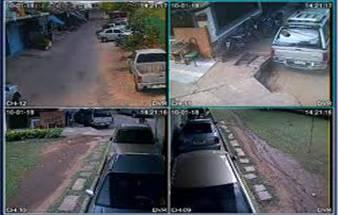 ภาพจากกล้อง CCTV
